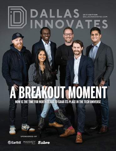 Dallas Innovates 2019 by Dallas Regional Chamber Publications - issuu
