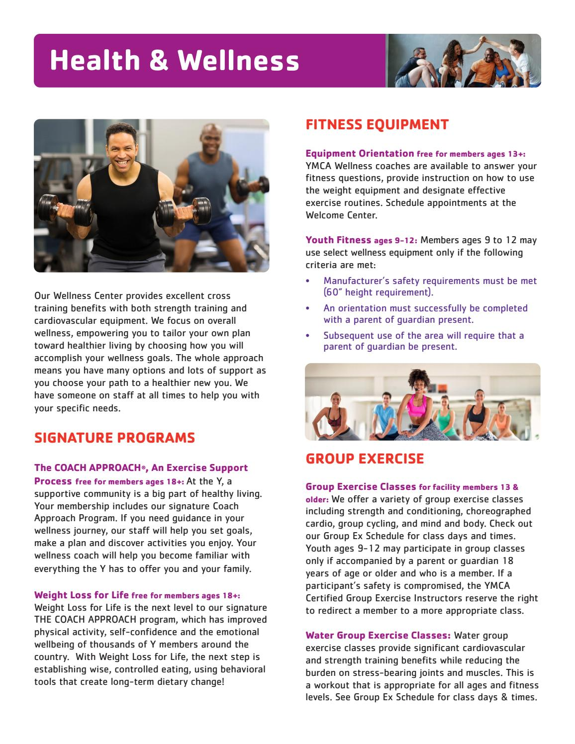 c7604b26ef73 East Lake Y by YMCA of Metro Atlanta - issuu