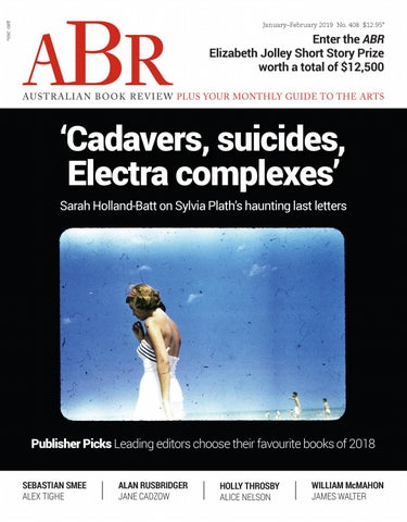 85196b9a9b Australian Book Review, January-February 2019, issue 408 by ...