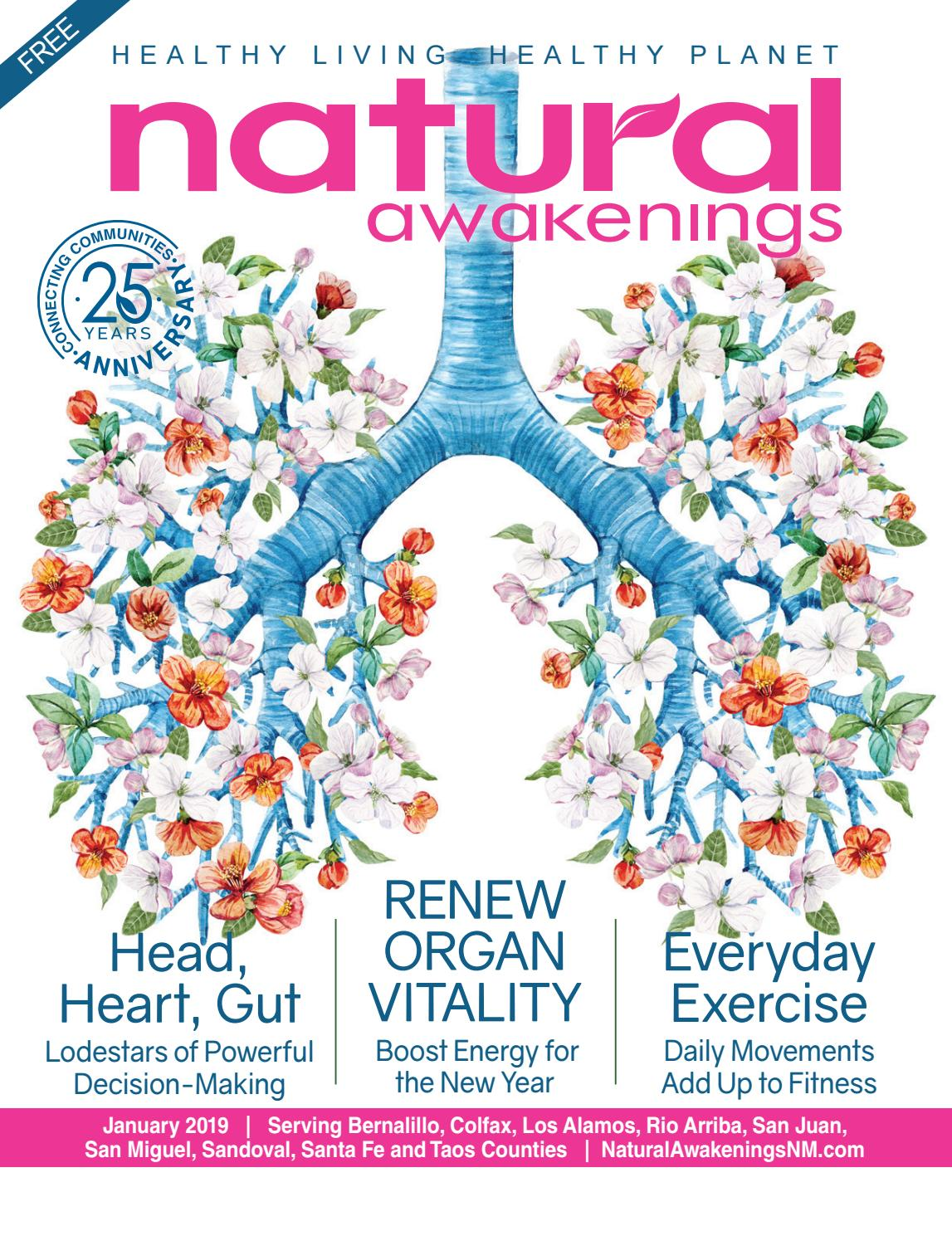 846dd472e25 Natural Awakenings New Mexico January 2019 Issue by Natural ...