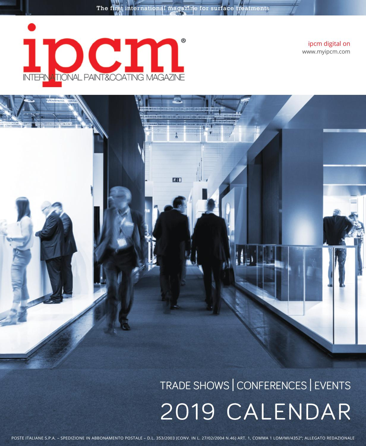 Exhibition & Conference Guide 2019 by ipcm® International