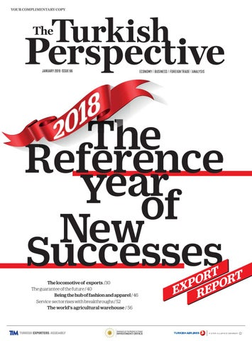 d04f2f12de The Turkish Perspective 66 by Turkish Exporters Assembly - issuu