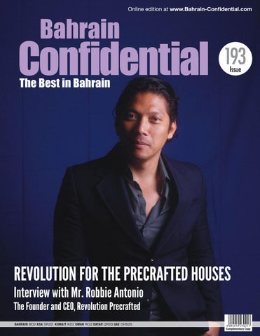 1398c5498281 Bahrain Confidential - January 2019 by Arabian Magazines - issuu