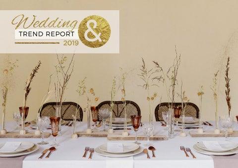 711d047797ea International Wedding Trend Report 2019 by International Academy of ...