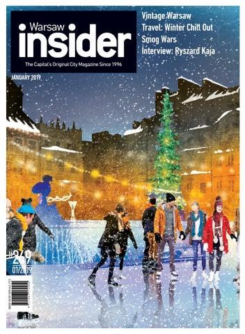 2a53c795d Warsaw Insider January 2019 #269 by Valkea Media Pro - issuu