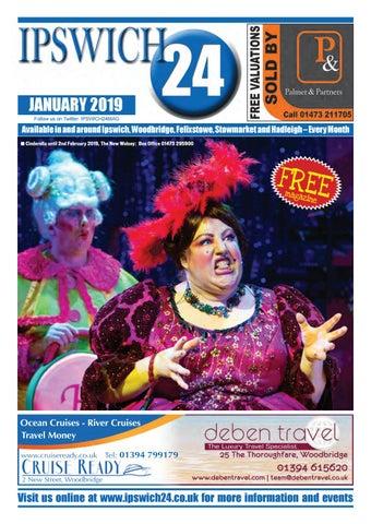 cc39837673 Ipswich24 - January 2019 by Ipswich24 Magazine - issuu