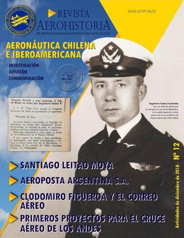 Revista Aerohistoria del Instituto de Investigaciones Histรณrico  Aeronรกuticas de Chile - Diciembre 2018 a0bbc4c6a61