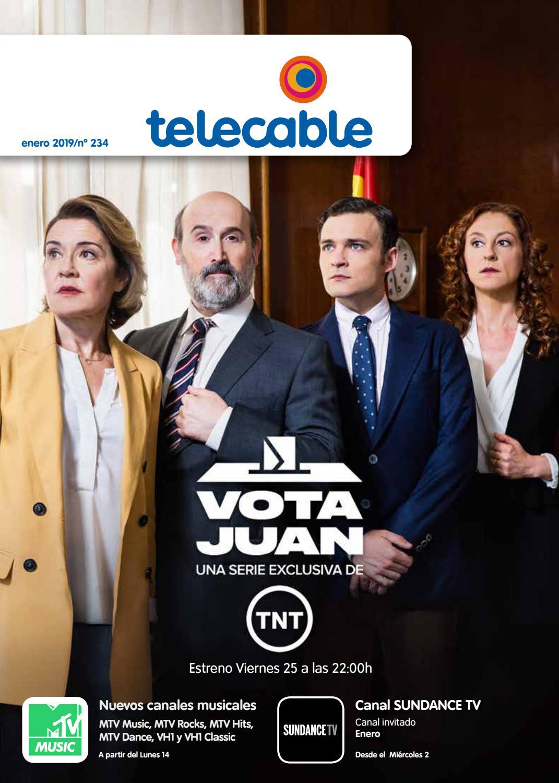Anastasia Acosta Cero En Conducta revista telecable enero 2019 nº 234grupo_euskaltel - issuu