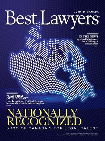 Best Lawyers in Canada 2019 by Best Lawyers - issuu