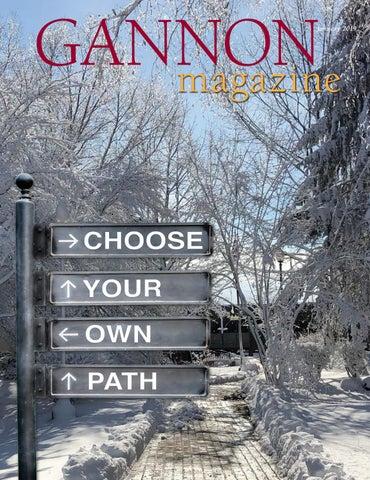 9acad03deb6 Gannon Magazine January 2019 by Gannon University - issuu