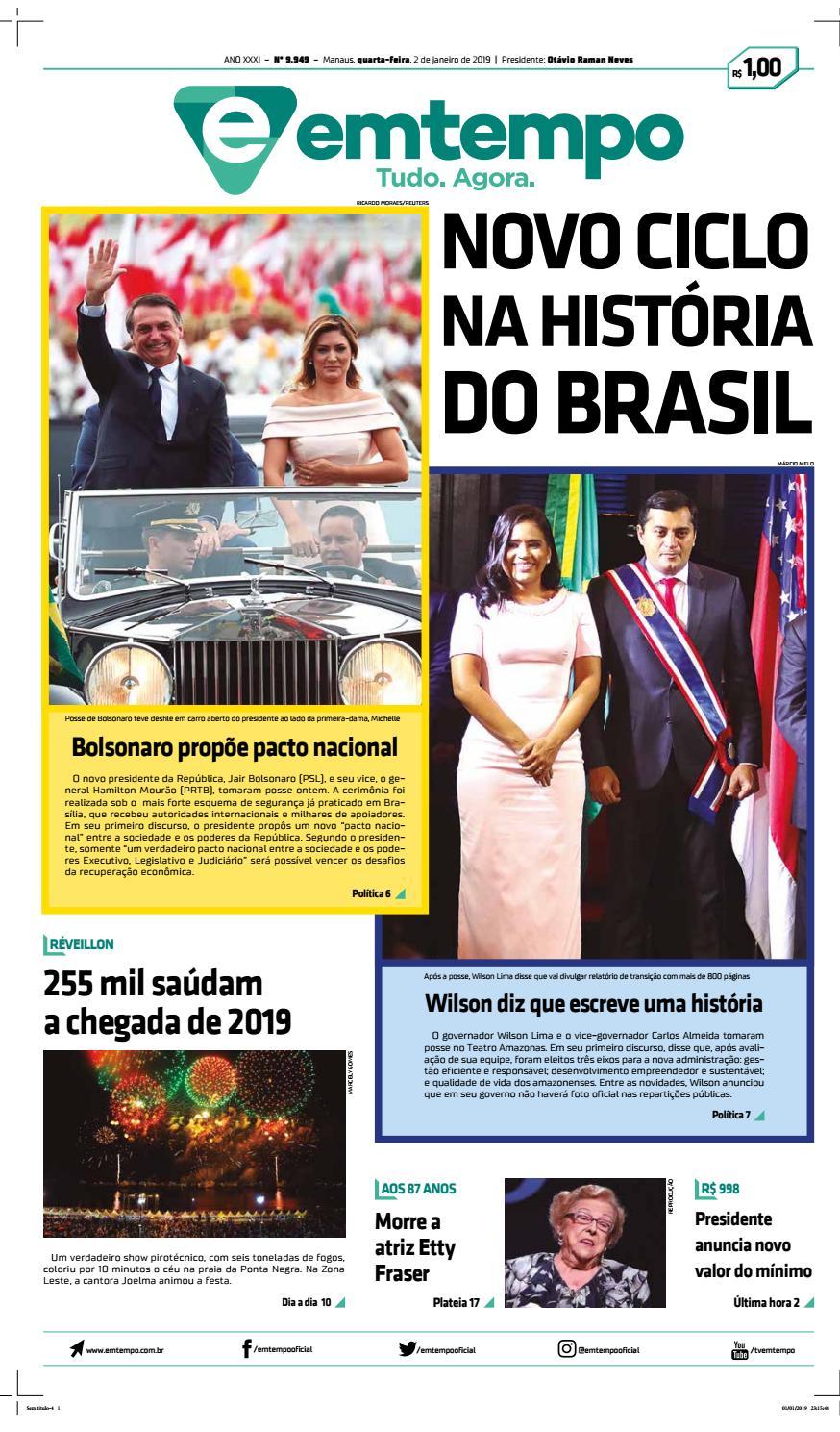 383c77dbc Em Tempo - 02 de Janeiro de 2019 by Amazonas Em Tempo - issuu