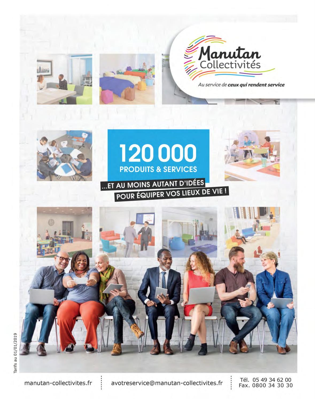 Securite Et Hygiene Janvier 2019 By Manutan Collectivites