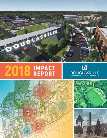 City Of Douglasville 2018 Annual Report By City Of Douglasville Georgia Issuu