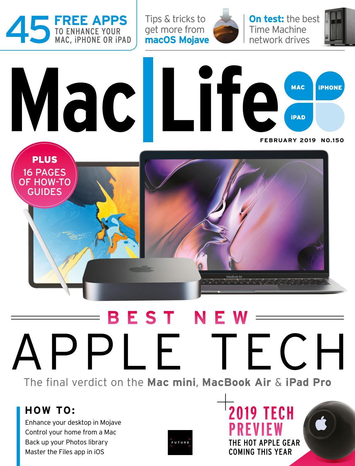 Mac Life 150 (Sampler) by Future PLC issuu