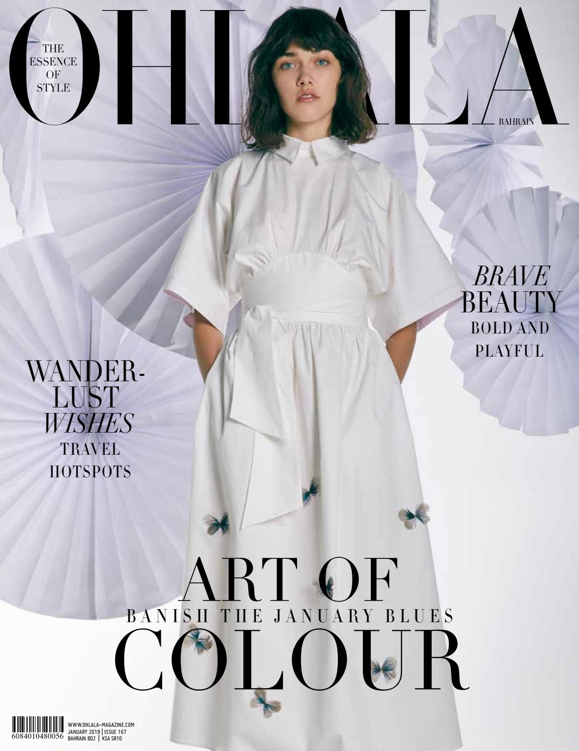 Ohlala Bahrain January 2019 by Ohlala Magazine - issuu 0c1591a08