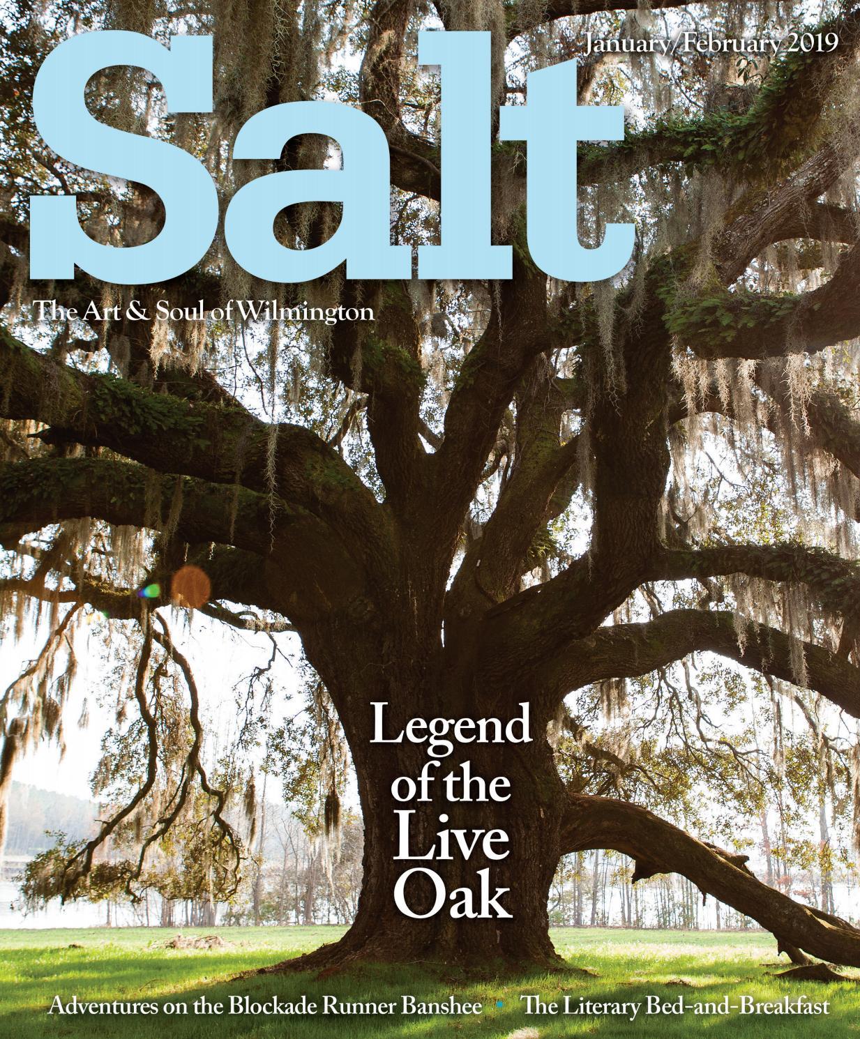 a91779b2ac6 SALT Magazine January February 2019 by Salt - issuu