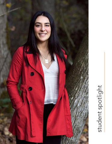 Page 12 of Student Spotlight - Ophelia Bar-Lev-Wise