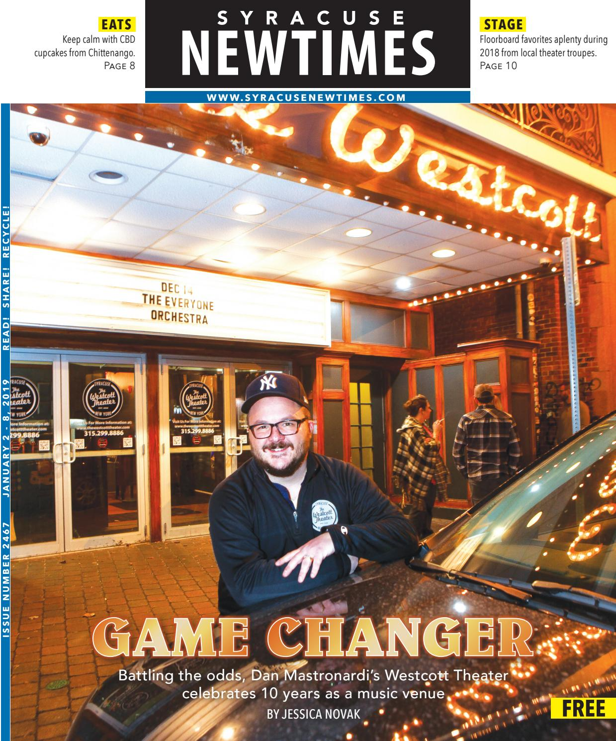 Syracuse New Times 1 2 19 By Syracuse New Times Issuu