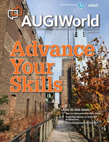 AUGIWorld by Autodesk User Group International, Inc  - issuu