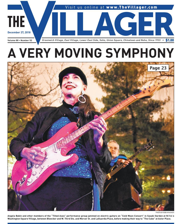 The Villager - December 27, 2018 by Schneps Media - issuu