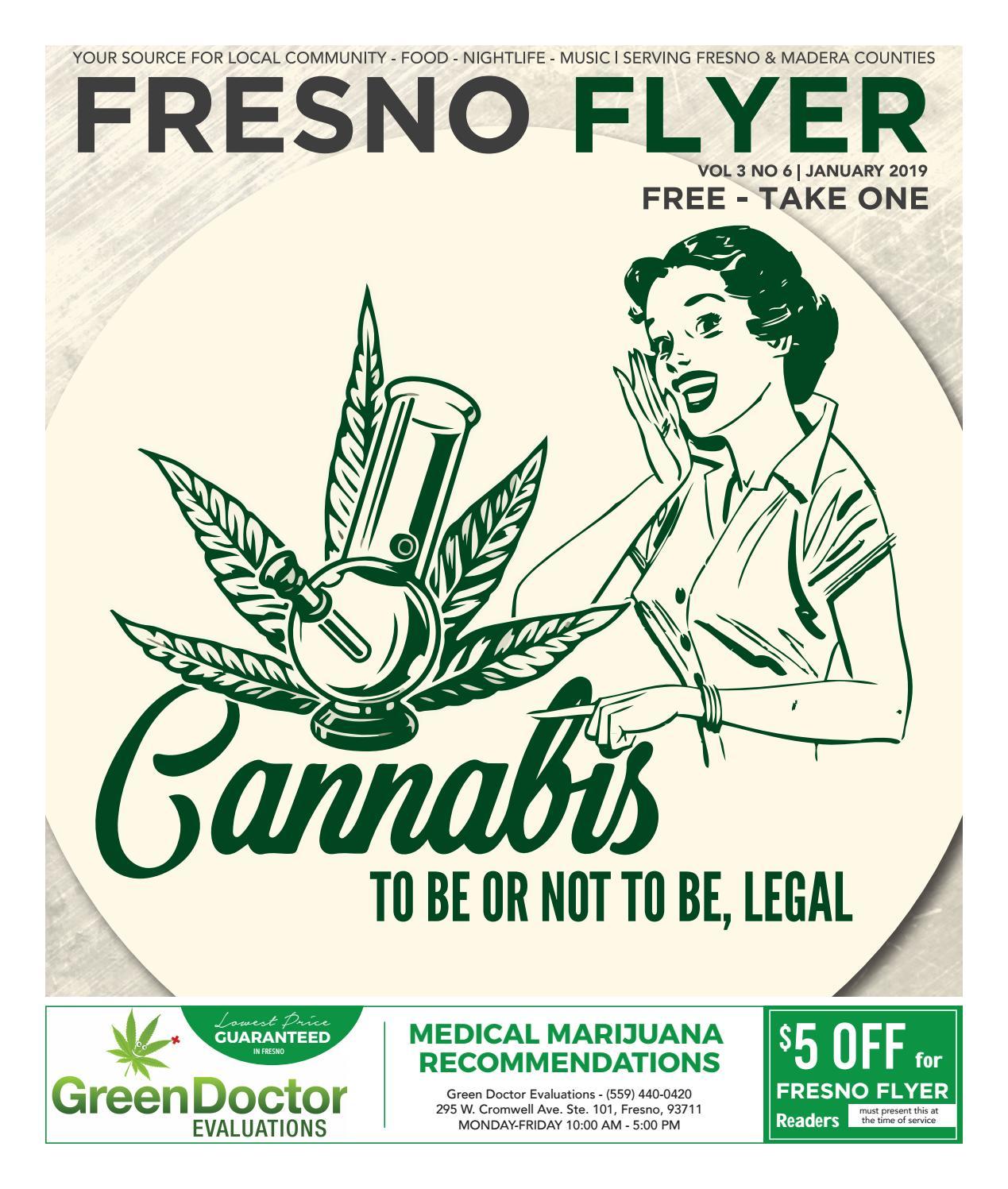 Fresno Flyer Vol 3 No 6 by Fresno Flyer - issuu