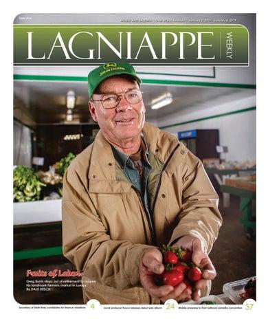 Lagniappe  January 2 - 8 accb2c79e