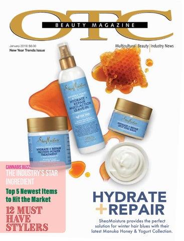 Otc Beauty Magazine January 2019 By Otc Beauty Magazine Issuu