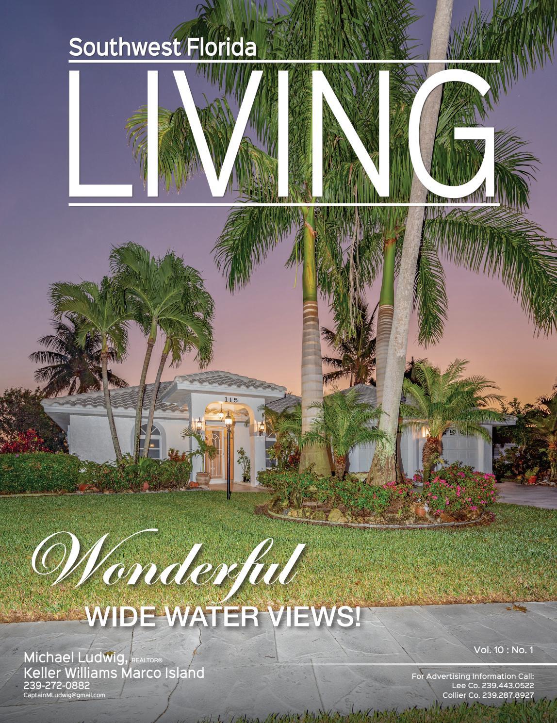 Southwest Florida Living Vol 10 1 By Real Estate Showcase