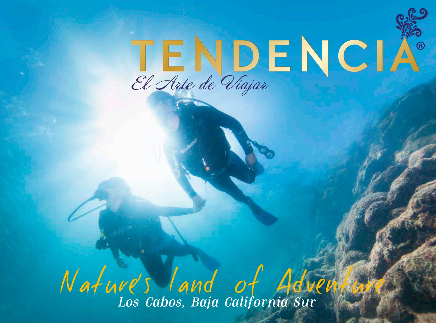 TENDENCIA Nature s Land of Adventure by Tendencia El Arte de Viajar - issuu 718ecf069cf