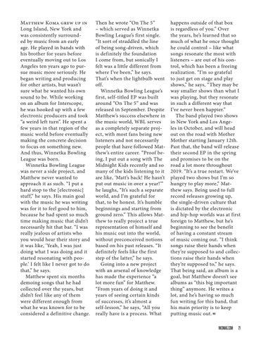 Page 21 of Winnetka Bowling League