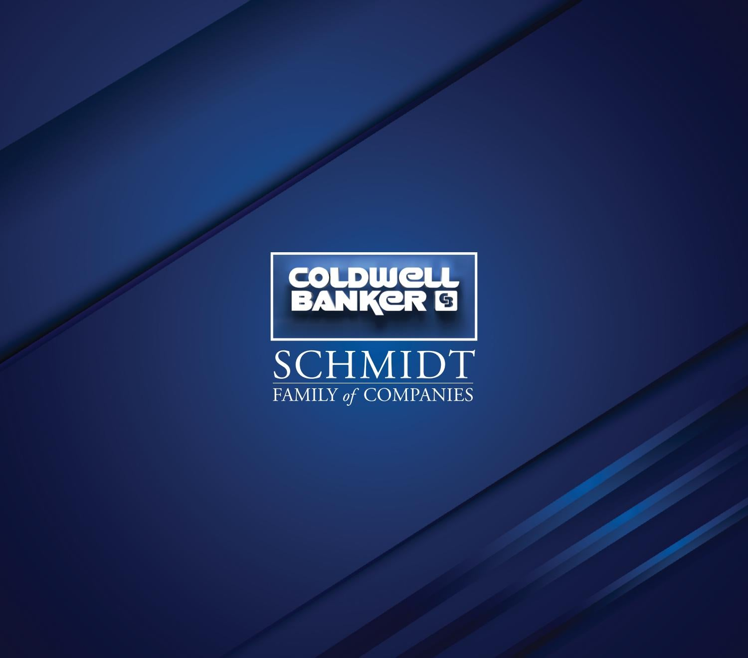 Blue Book 2019 by Coldwell Banker Schmidt Family of