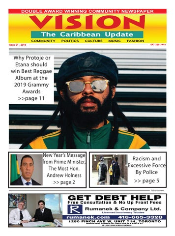 Vision Newspaper - January 2019