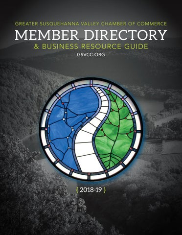 Greater Susquehanna Valley Chamber Of Commerce Member Directory