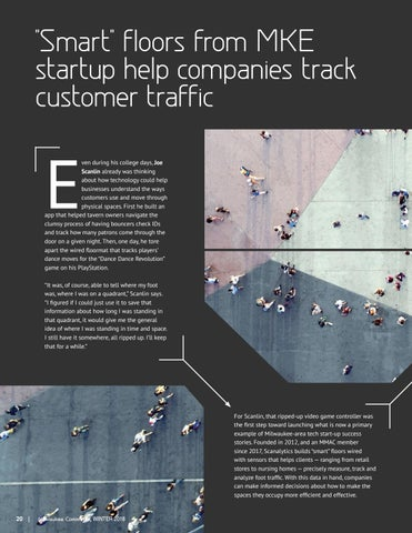 """Page 20 of """"Smart"""" floors from MKE startup help companies track customer traffic"""