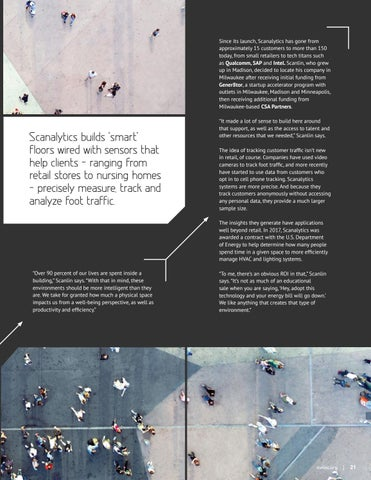 """Page 21 of """"Smart"""" floors from MKE startup help companies track customer traffic"""