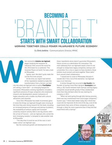 Page 8 of Becoming a 'Brain Belt' starts with smart collaboration