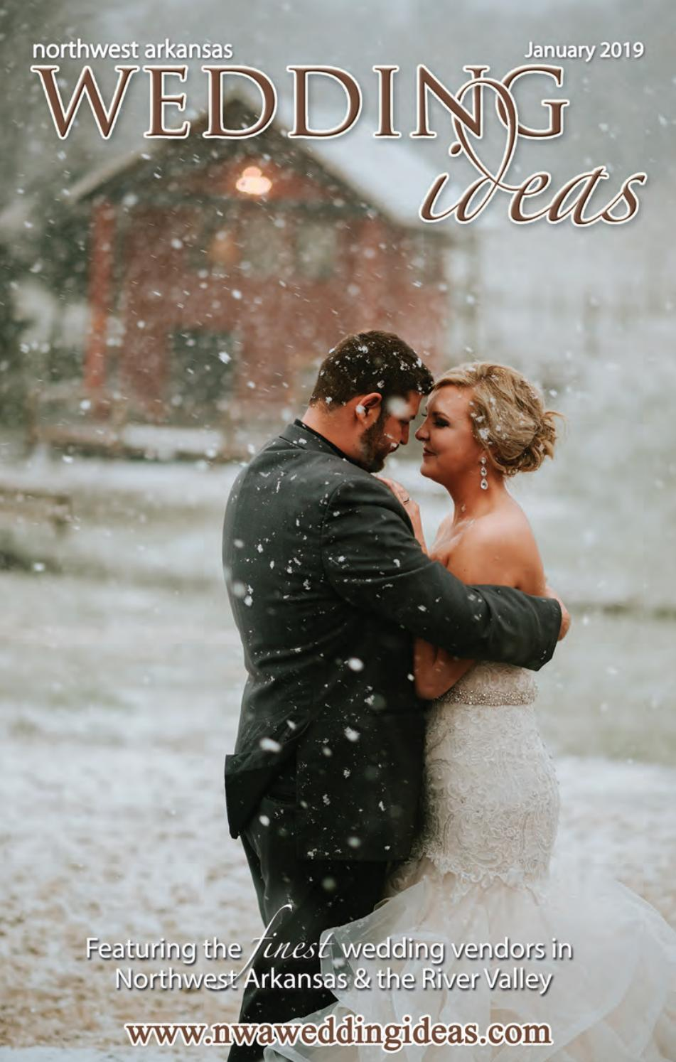 NW Arkansas Wedding Ideas - January