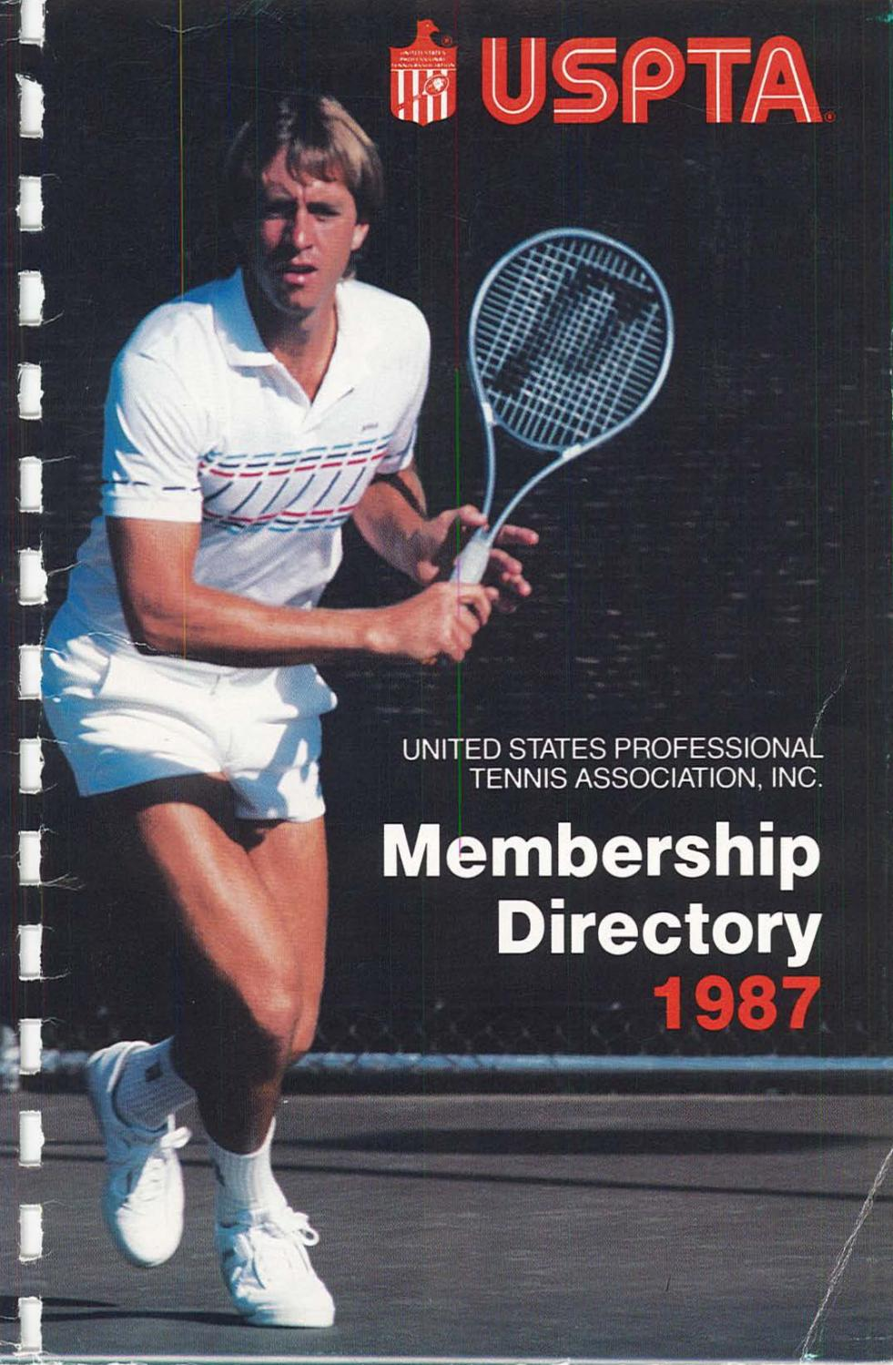 Uspta Membership Directory 1987 By Uspta Issuu