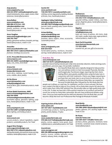 Page 65 of Wholesaler Directory