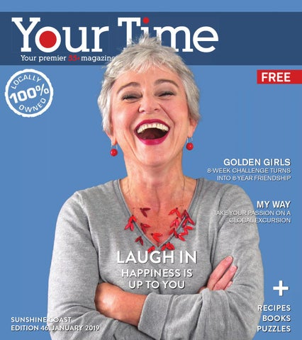 Your Time Sunshine Coast January 2019 by My Weekly Preview - issuu 2e8e89236