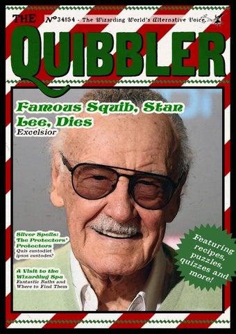 The Quibbler Winter 2019
