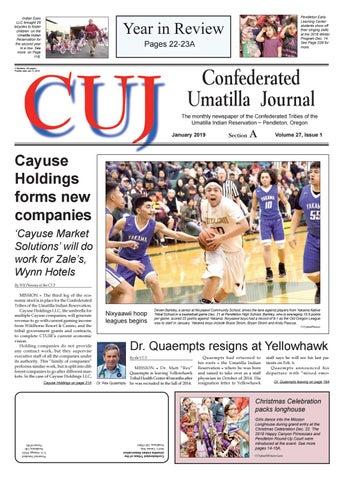 the latest 45bee 7ed73 Confederated Umatilla Journal 01-2019