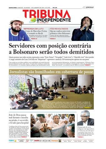 Edição número 3302 - 3 de janeiro de 2019 by Tribuna Hoje - issuu a68fc93462d5f