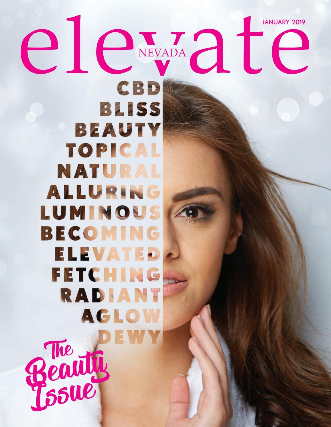 Elevate January 2019 by Elevate Nevada Magazine - issuu