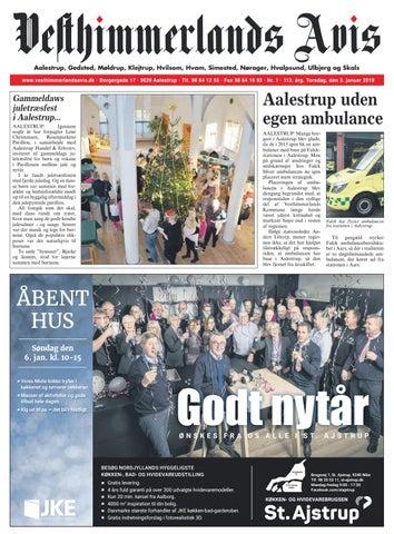 aea2457d7445 Vesthimmerlands Avis nr. 1 - 2019 by Vesthimmerlands Avis - issuu