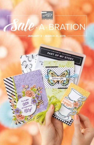 2019 Stampin' Up! Occasions Catalog by Stamping Smiles - issuu