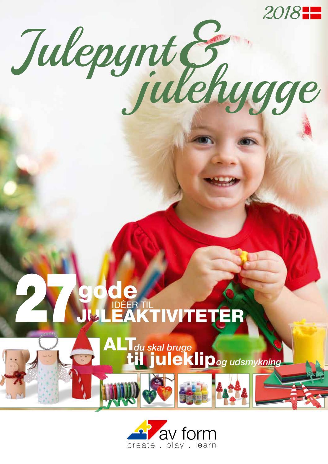 473e543210e Juleklip 2018 DK by av form a/s - issuu