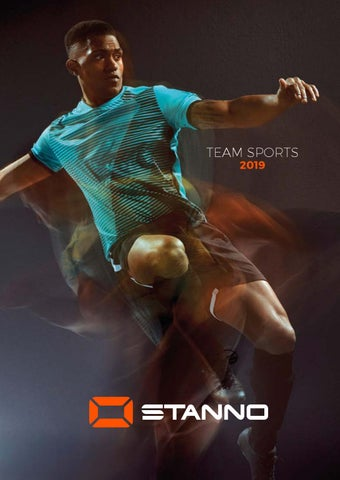 Stanno International Team Sports 2019 by Deventrade BV - issuu cc03117fde564