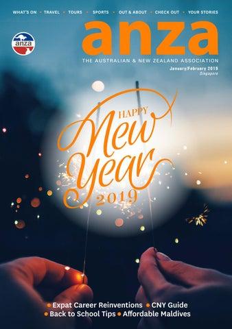 5d6efb65c06 ANZA Magazine January/February 2019 by ANZA Singapore - issuu