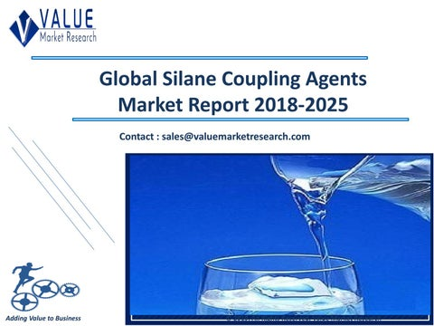 Silane Coupling Agents Market Size & Industry Forecast Research Report, 2025